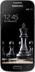 Samsung Galaxy S4 Mini Black Edition (I9190)