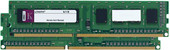 Kingston ValueRAM 2x4GB KIT DDR3 PC3-12800 (KVR16N11S8K2/8)