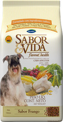 Guabi Sabor & Vida Adult Dogs Chicken Flavour 15 кг