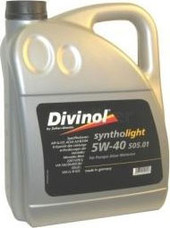 Divinol Syntholight 505.01 5W-40 5л