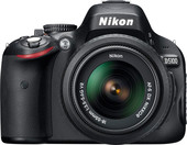 Nikon D5100 Double Kit 18-55mm VR + 55-200mm