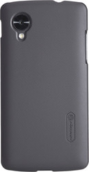 Nillkin Super Frosted Shield Black для LG Nexus 5
