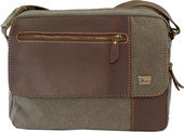 Troop London Heritage Messenger Bag (TRP0278)