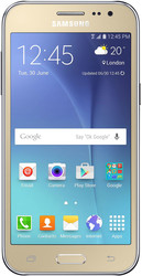 Samsung Galaxy J2 Gold [J200H/DS]