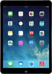 Apple iPad Air 64GB Space Gray