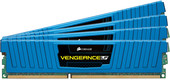 Corsair Vengeance Blue 4x4GB DDR3 PC3-12800 KIT (CML16GX3M4A1600C9B)