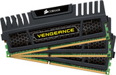 Corsair Vengeance Black 3x4GB DDR3 PC3-12800 KIT (CMZ12GX3M3A1600C9)