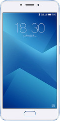 MEIZU M5 Note 64GB Blue