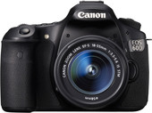 Canon EOS 60D Kit 18-55mm IS STM