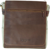 Troop London Heritage Messenger Bag (TRP0294)