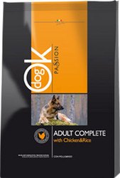 Ok Passion Adult Complete with Chicken&Rice 12.5 кг