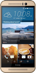 HTC One M9 64GB Gold