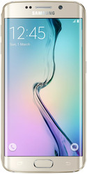 Samsung Galaxy S6 Edge 128GB Gold Platinum [G925]
