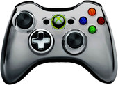 Microsoft Xbox 360 Wireless Controller Chrome Grey
