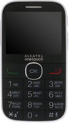 Alcatel One Touch 2004C White