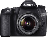 Canon EOS 70D Kit 18-55mm III