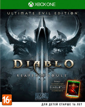 Diablo III: Reaper of Souls. Ultimate Evil Edition для Xbox One