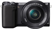 Sony NEX-5RY Double Kit 16-50 mm + 55-210mm