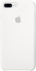 Apple Silicone Case для iPhone 7 Plus White [MMQT2]