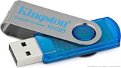 Kingston DataTraveler 101 Cyan 8 Гб (DT101C/8GB)