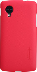 Nillkin Super Frosted Shield Red для LG Nexus 5