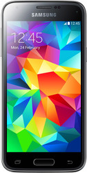 Samsung Galaxy S5 mini Charcoal Black [G800H]