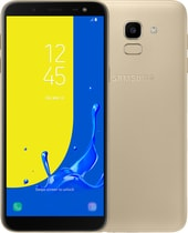 Samsung Galaxy J6 2GB/32GB (золотистый)