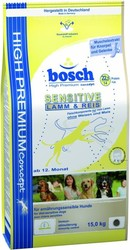 Bosch Sensitive Lamb & Rice 15 кг