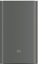 Xiaomi Mi Power Bank Pro 10000mAh (серый) [PLM01ZM]