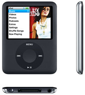 Apple iPod nano 8Gb (3rd generation)