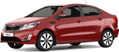 KIA Rio Comfort Sedan 1.4i 4AT (2011)