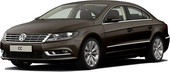 Volkswagen Passat CC 2.0t 6AT (2012)