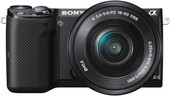 Sony Alpha NEX-5TY Double Kit 16-50mm + 55-210mm