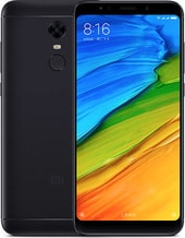 Xiaomi Redmi 5 Plus 4GB/64GB (черный)
