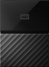 WD My Passport 1TB [WDBBEX0010BBK]
