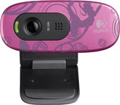 Logitech HD WebCam C270 Pink Balance (960-000728)