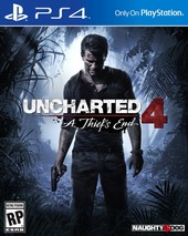 Uncharted 4: A Thief's End для PlayStation 4