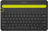 Logitech Bluetooth Multi-Device Keyboard K480 Black (920-006342)