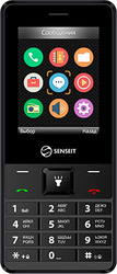 Senseit L208 Black
