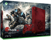 Microsoft Xbox One S Limited Edition Gears of War 4 2TB