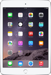 Apple iPad mini 3 64GB LTE Silver