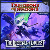 Wizards Of The Coast D&D The Legend of Drizzt