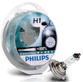 Philips H1 X-Treme Vision 2шт