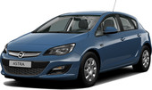 Opel Astra Cosmo Hatchback 1.6i 5AT (2012)
