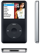 Apple iPod classic 120Gb