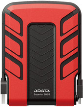 A-Data Superior SH93 500GB Red (ASH93-500GU-CRD)