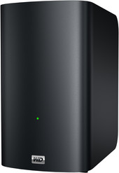 WD My Book Live Duo 4TB (WDBVHT0040JCH)