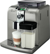 Saeco Syntia Cappuccino stainless steel (HD8838/09)
