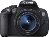 Canon EOS 700D Double Kit 18-55mm IS STM + 55-250mm IS STM
