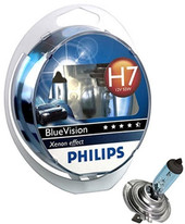Philips H7 BlueVision 2шт